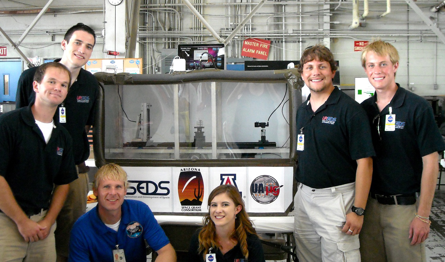 ANGEL team, Students for the Exploration and Development of Space (SEDS)