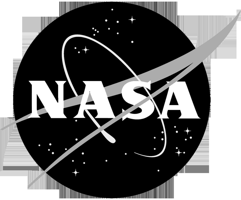 nasa emblem black and white -#main