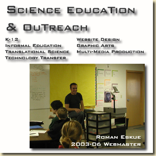 Science Education & Outreach