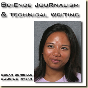 Science Journalism & Technical Writing