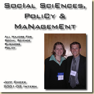 Social Sciences, Policy & Management