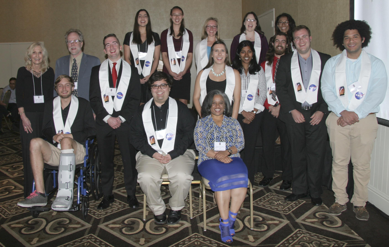 2016 Space Grant Symposium Banquet: ASU Graduating Interns