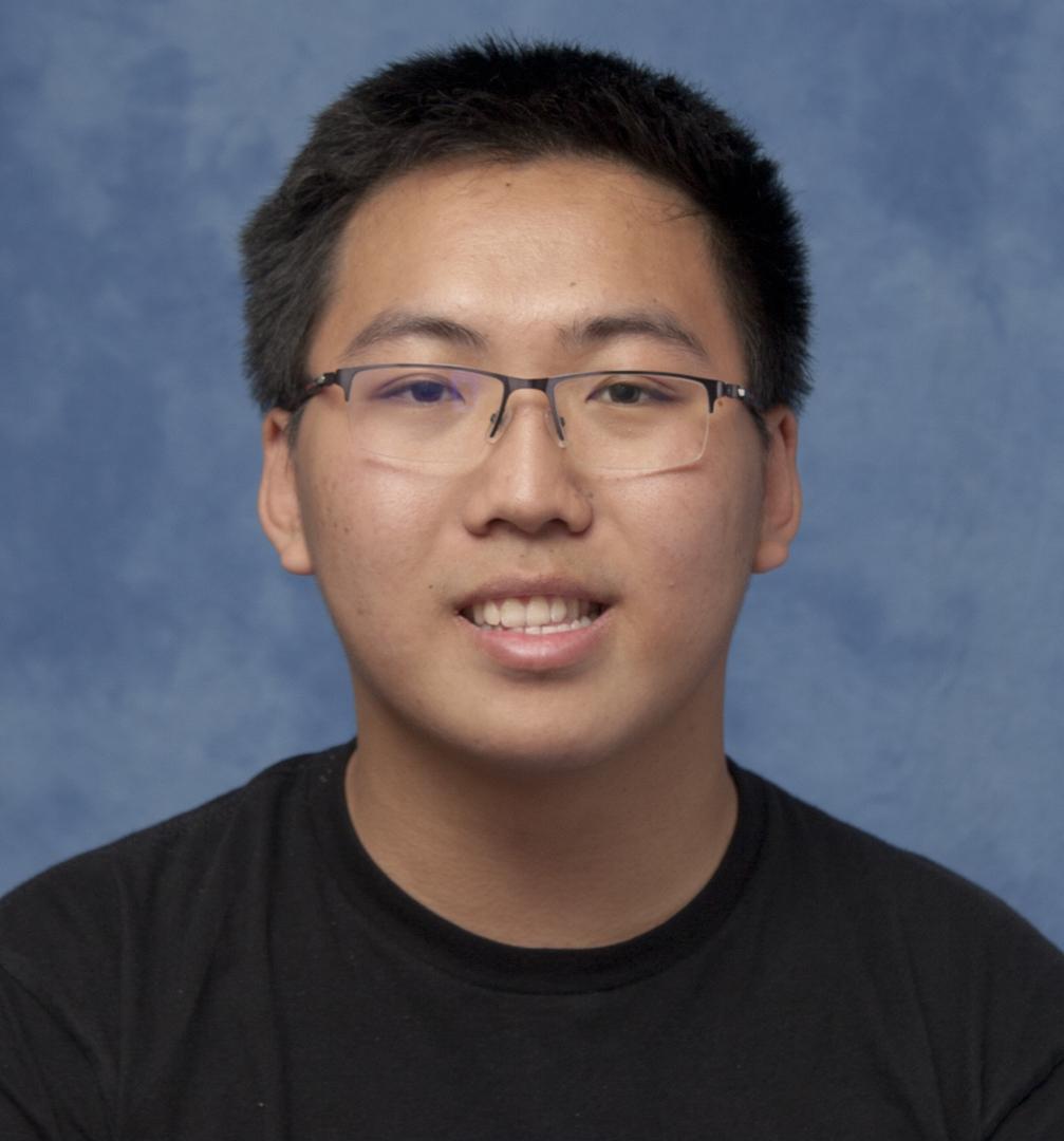 Portrait of David Chan
