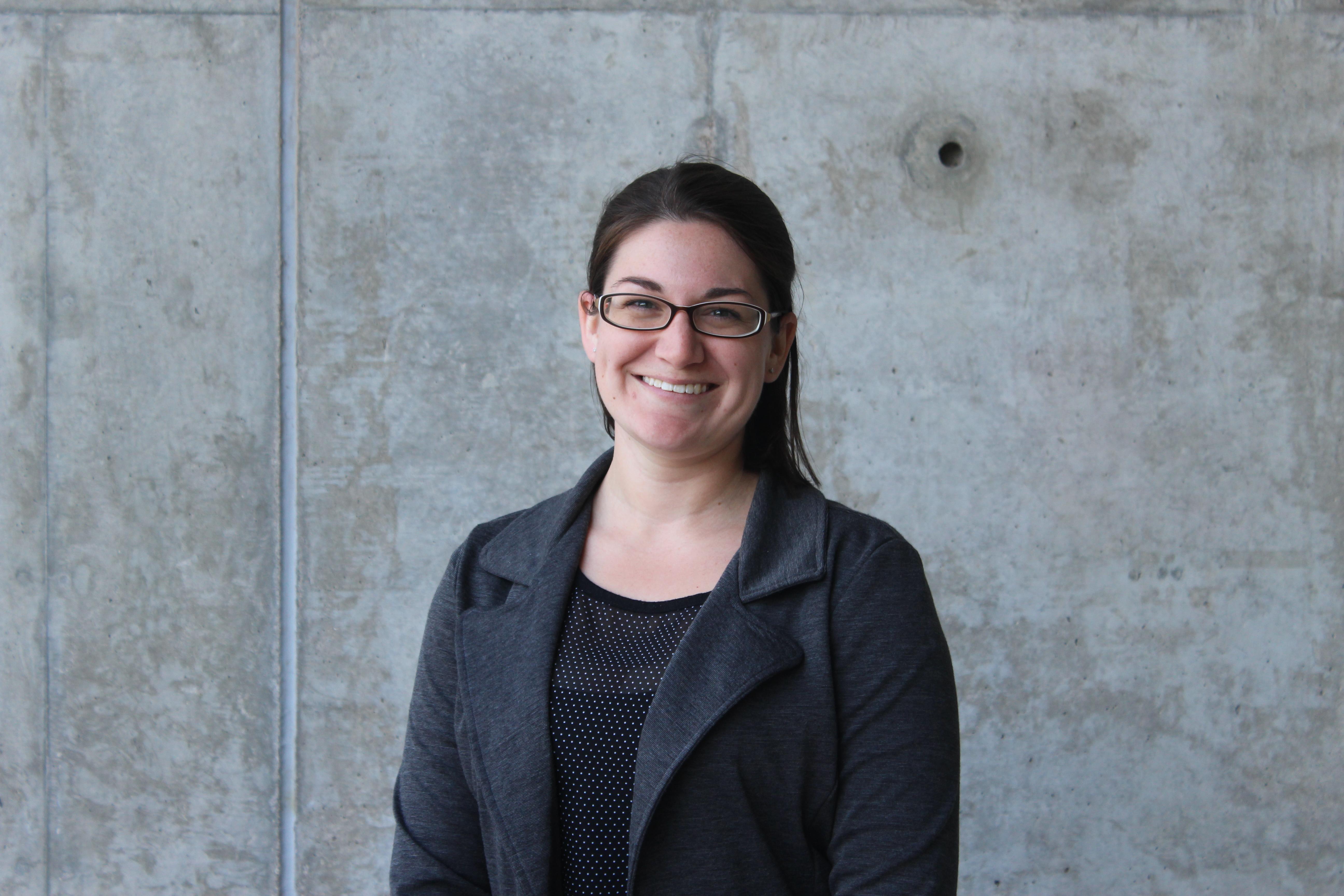 Portrait of Emily Finan