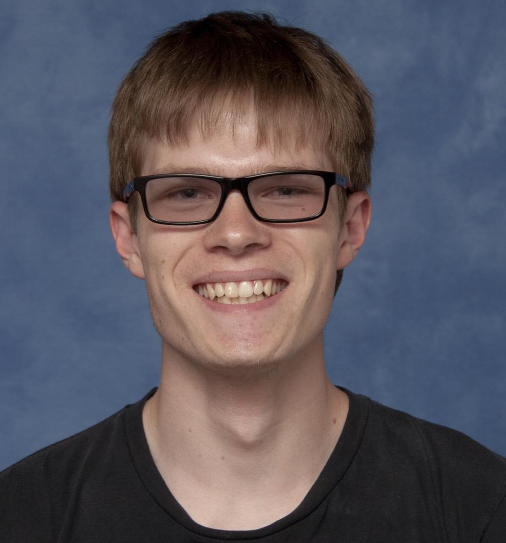 Portrait of Wes Johnson