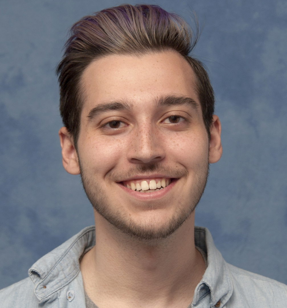 Portrait of Collin Lewin