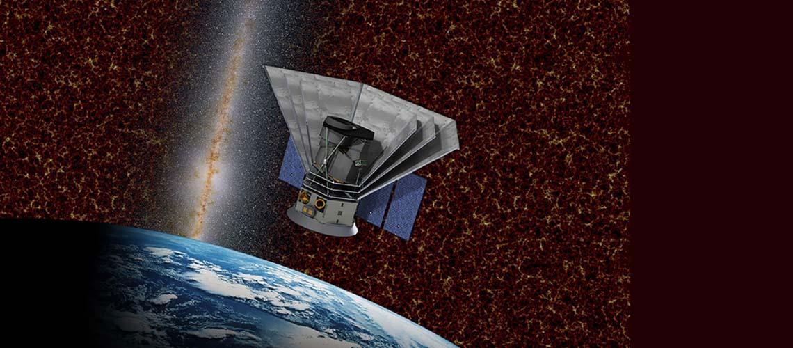 NASA's SPHEREx mission is targeted to launch in 2023. SPHEREx will help astronomers understand both how our universe evolved and how common are the ingredients for life in our galaxy's planetary systems. (Image: California Institute of Technology)