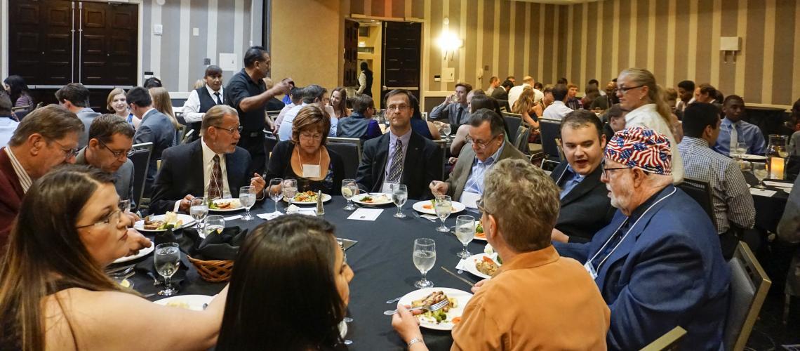 2017 Symposium Banquet