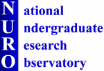 National Undergraduate Research Observatory (NURO)