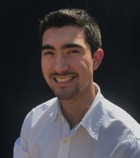 Portrait of Joshua Crest