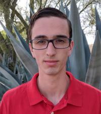 Portrait of Liam David