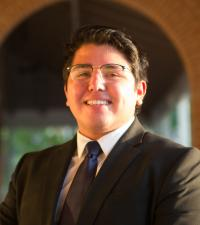 Portrait of Gerardo Figueroa