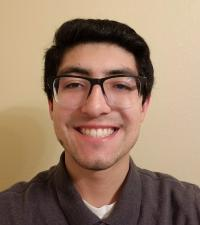 Portrait of Jacob Padilla