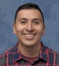Portrait of Dominic Sanchez