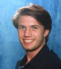 Portrait of Joshua Smith