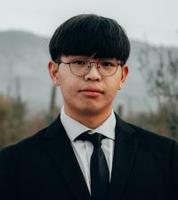 Portrait of Joshua Wu