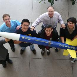 NAU Space Grant Supports AISES First Nations Launch Rocketry Team