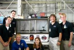 UA Teams Selected for Zero Gravity Flights