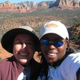 Dr. Chandra Holifield-Collins with Arizona Science Friday