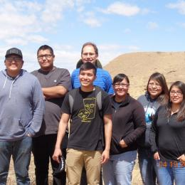 Diné College ASCEND Team Hosts Poster Session with Data Results