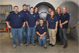 "Congratulations to the ESMD ""Lunar Garage"" Senior Design Team!"