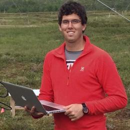 Anthony Garnello, 2014 UA Space Grant Intern