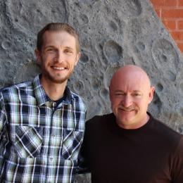 "Space Grant Fellow Jason Davis Premiers ""Desert Moon"""