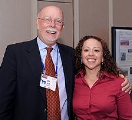NIEHS grantee student honored with Wetterhahn Award