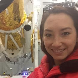 Casey Honniball, 2014 UA Space Grant Intern, Travels to the Bottom of the World