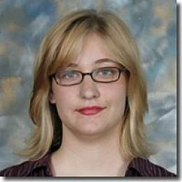 Allison Strom Receives Prestigious Scholarship