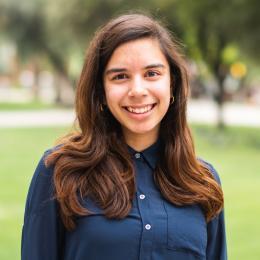 Portrait of Gabriela Huckabee