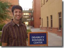 Graduate Fellow Nick Rattray won a Fullbright
