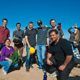 Phoenix College ASCEND Program Team Picture
