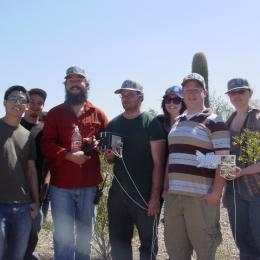 PCC NW Team Brings Innovative and Dynamic Payloads to AZSGC ASCEND! Program